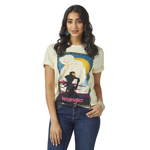 Wrangler Women's Retro Graphic Print T-Shirt