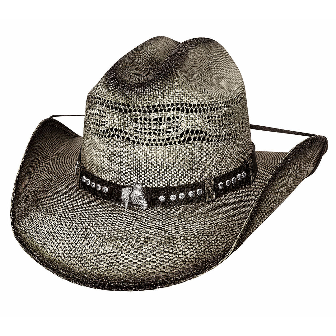 Bullhide Hats Youth Wheel Horse Straw Hat