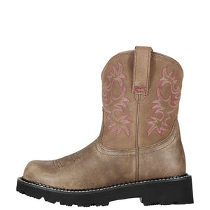 Ariat Fatbaby Brown Bomber Cowgirl Boots