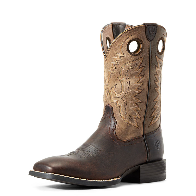 Ariat Men's Sport Ranger Square Toe Cowboy Boots