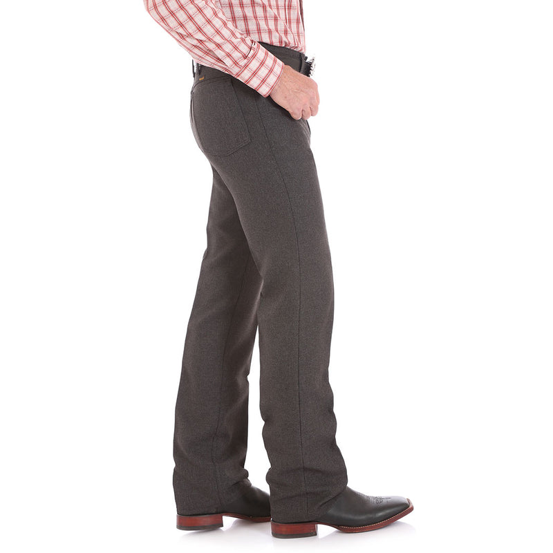 Wrangler Men's WRancher Straight Leg Dress Pant