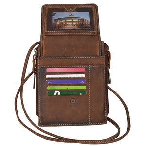 STS Ranchwear Baroness Euro Cross Body Bag