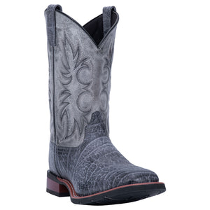 Laredo Durant Leather Grey Cowboy Boot