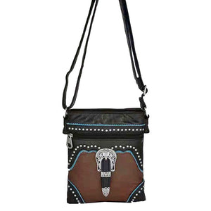 Unique West Soft Crossbody Bag