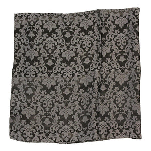 Austin Accent Two-tone Filigree Wild Rag