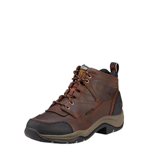 Ariat Women's Terrain Waterproof Lace Up Boots