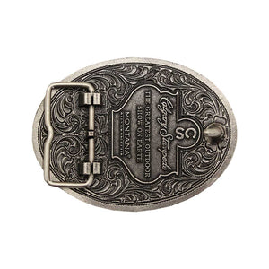 Antique Two Tone Calgary Stampede Masterbrand Buckle