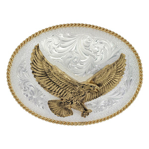 Montana Silversmiths Eagle Belt Buckle