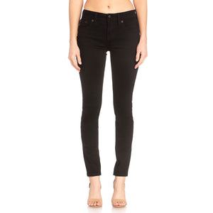 Miss Me Living In Paradise Womens Black Skinny Jean