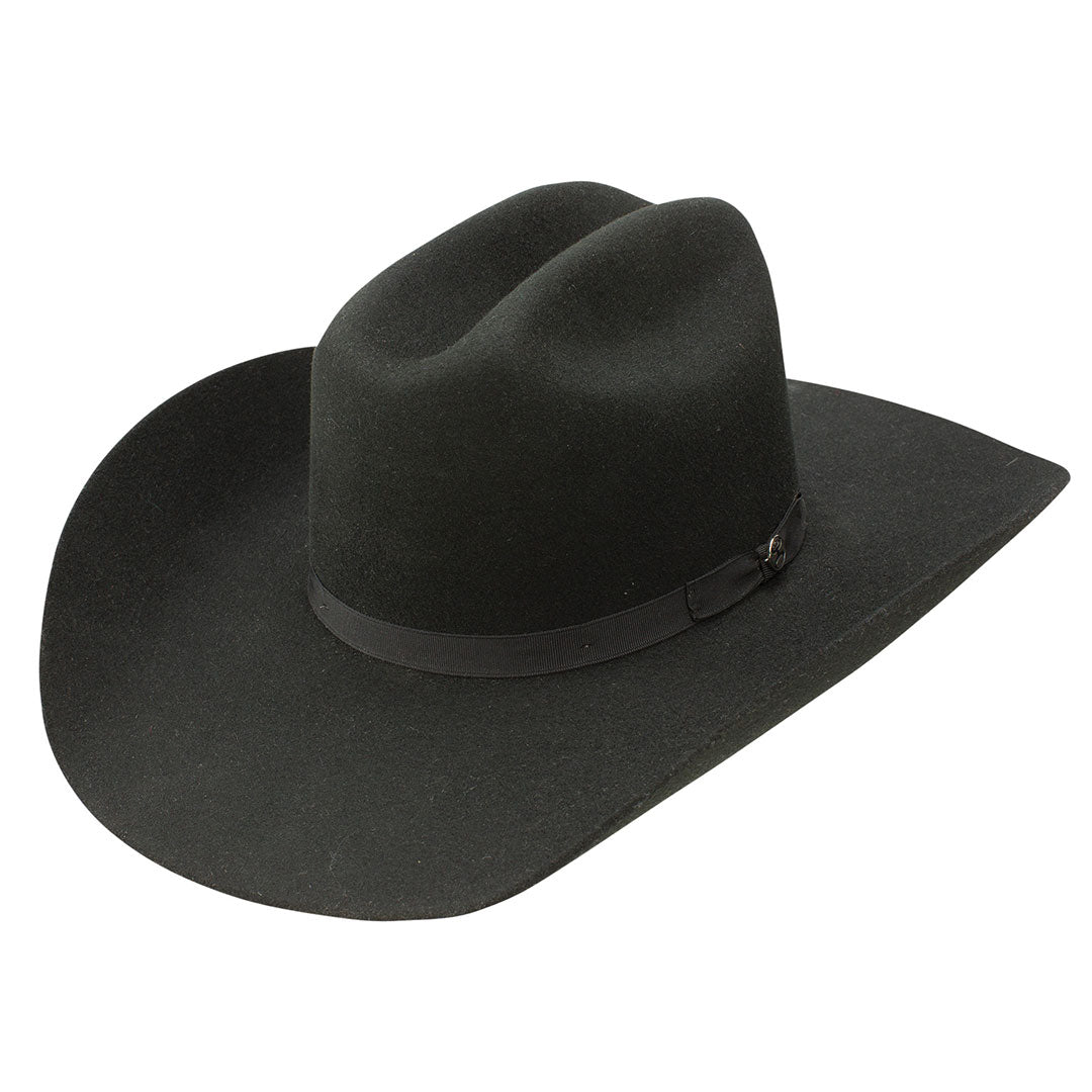 Hooey by Resistol Maverick Black Felt Hat