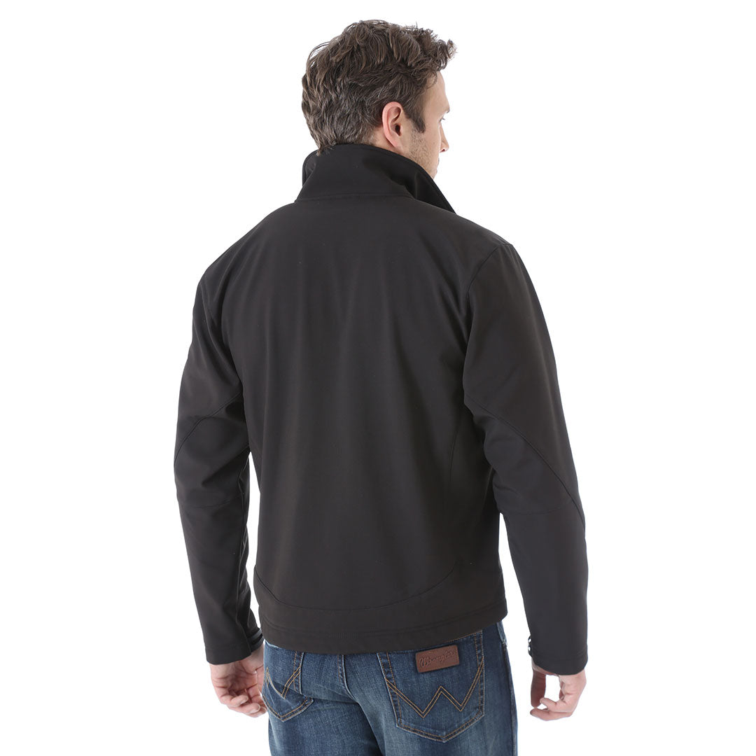 Wrangler Black Trail Jacket