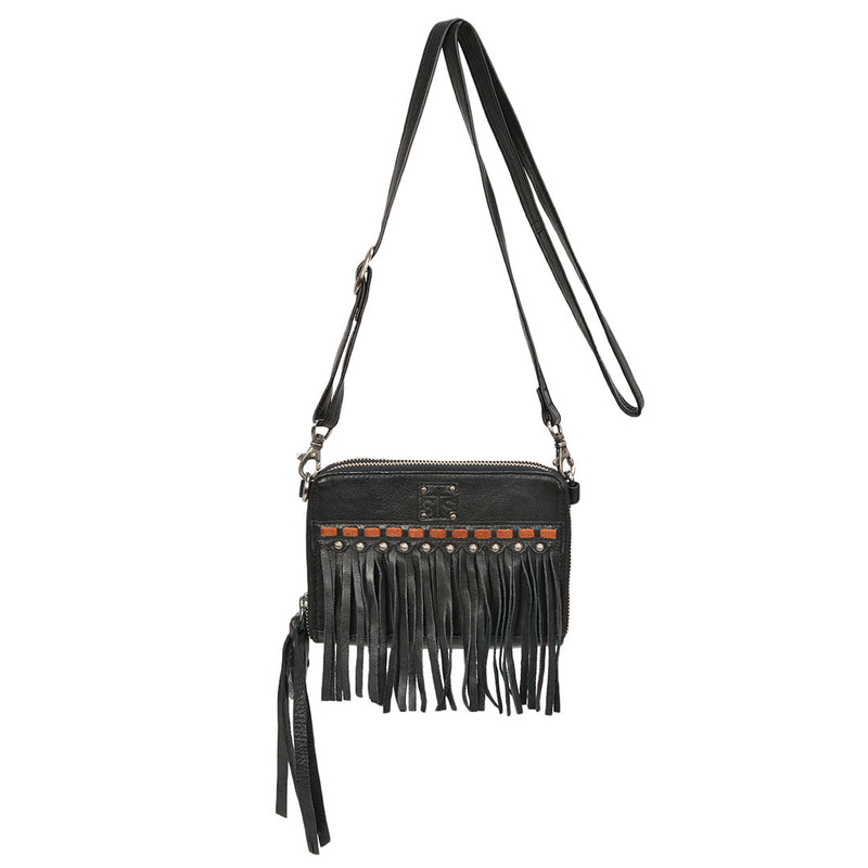 STS Ranchwear Package Deal Fringe Clutch Purse