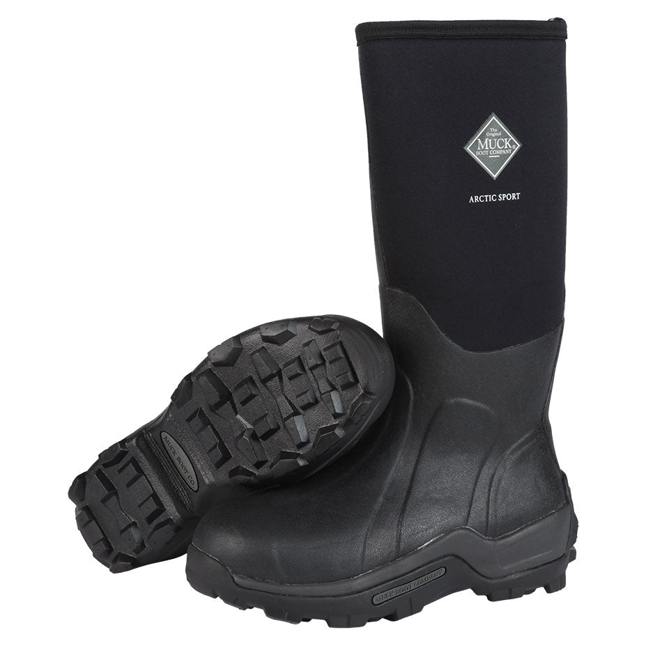 Muck Boot Arctic Sport Tall Mens Boots
