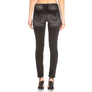 Miss Me Butterfly Effect Skinny Womens Jean