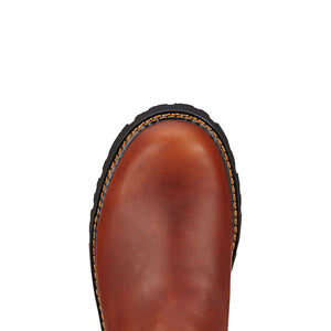 Ariat Spot Hog Peanut Brown Western Boots