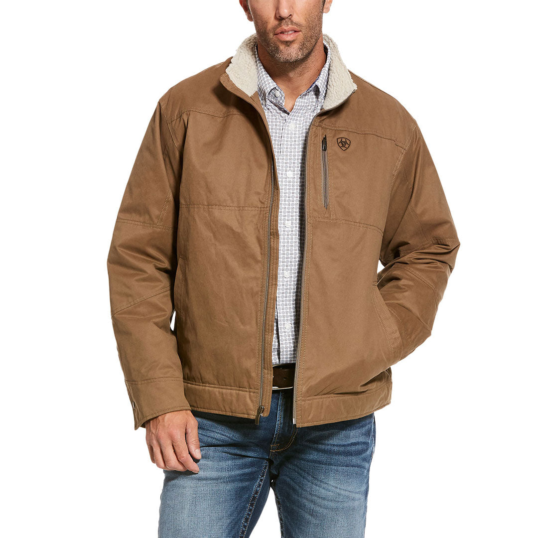 Ariat Grizzly Canvas Mens Cub Jacket