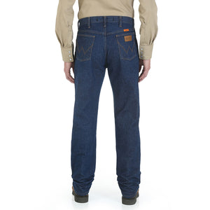 Wrangler Flame Resistant Original Fit Prewash Men's Jean