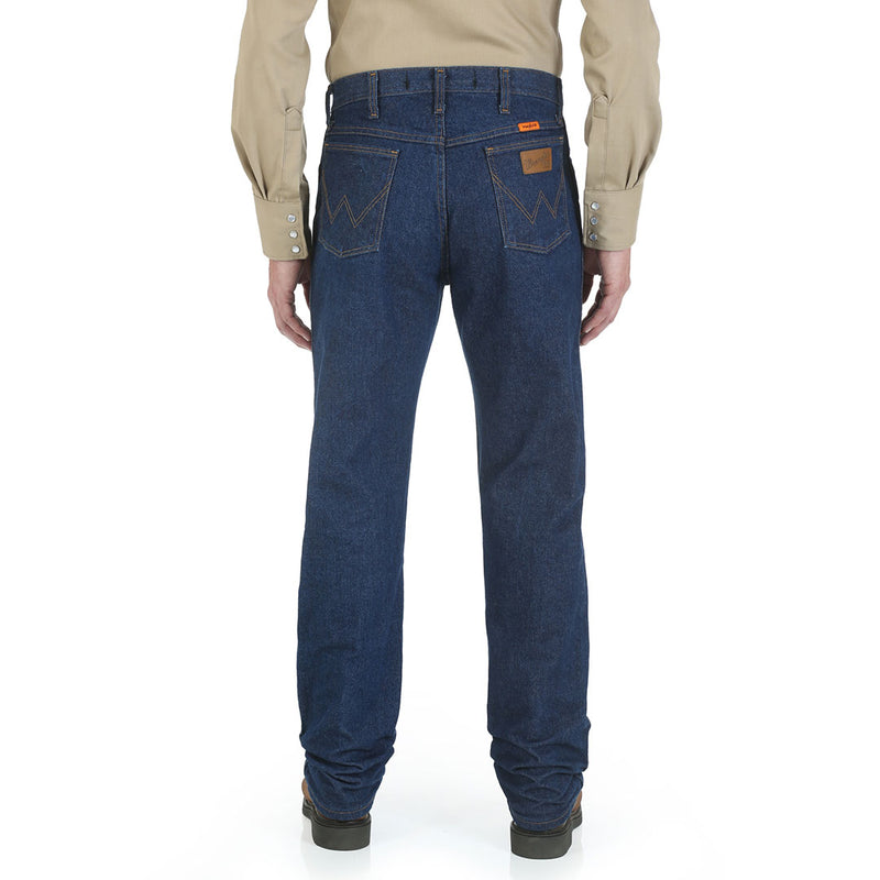 Wrangler Men's Flame Resistant Original Fit Jean