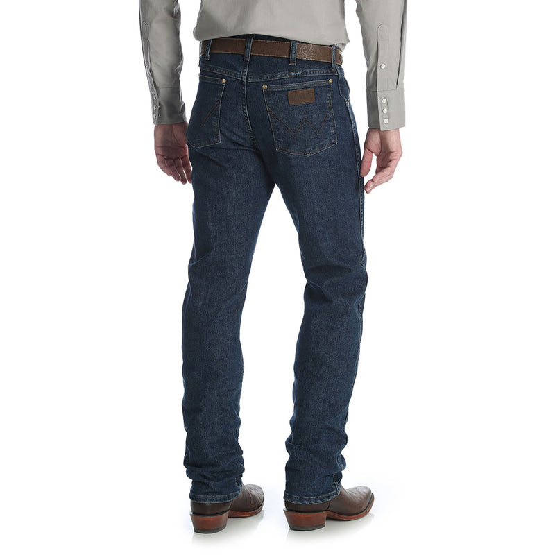 Wrangler Men's Premium Cowboy Cut Regular Fit Jeans