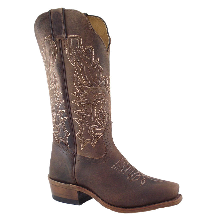 Boulet Women's Cutter Toe Cowgirl Boots