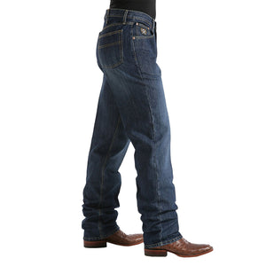 Cinch Black Label Dark Stonewash Relax Jeans