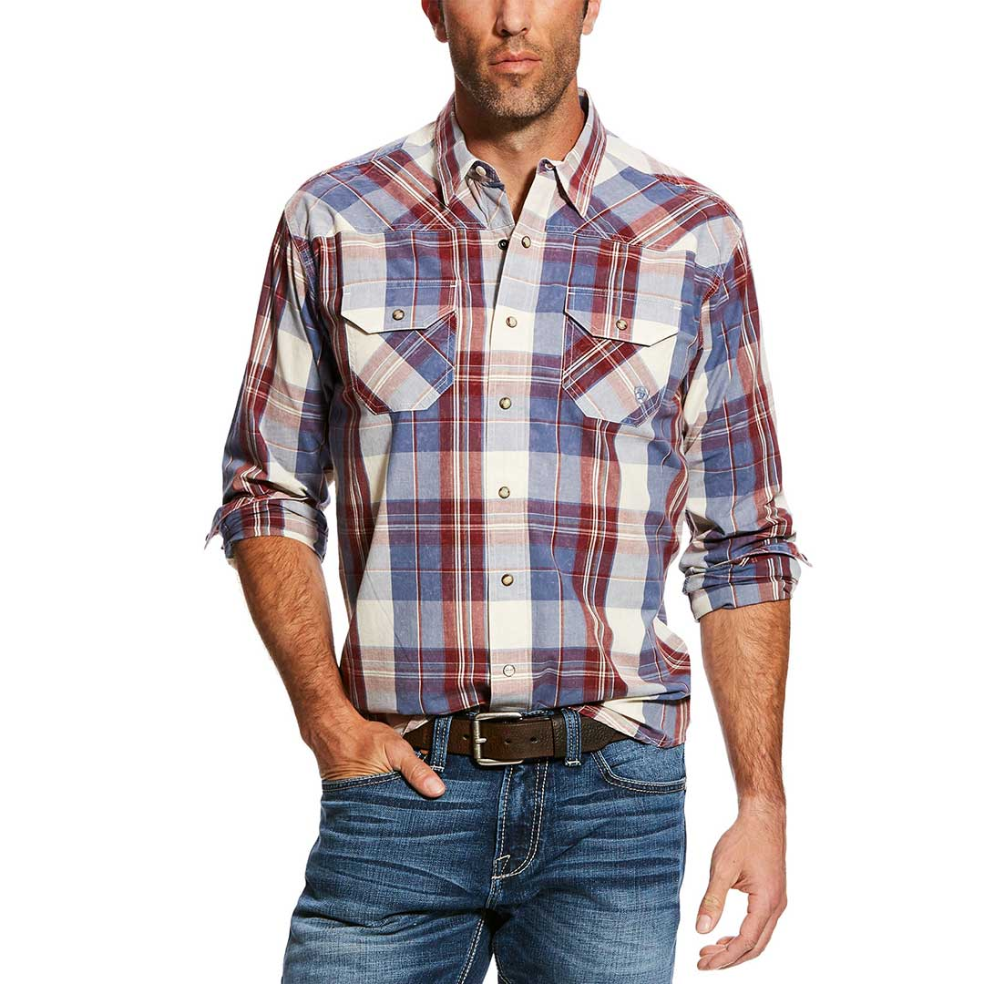 Ariat Ingleman Retro Snap Shirt