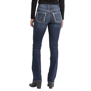 Silver Jeans Avery Slim Boot Cut Jeans