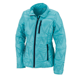Sherry Cervi Tiffany's Blue Cold Bloq Girls Jacket