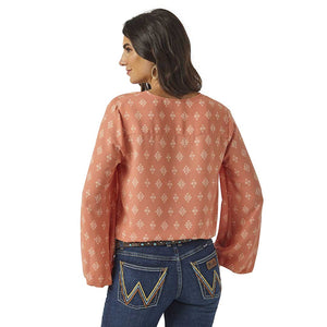 Wrangler Women's Retro Crossover Front Top