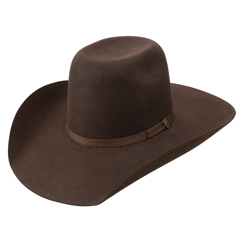Resistol Hooey Day Money 4X Felt Cowboy Hat