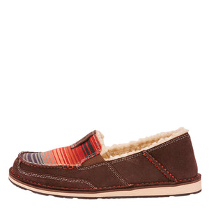 Ariat Cruiser Serape Fleece Lined Womens Shoe