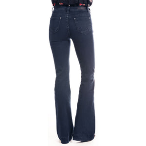 Rock & Roll Denim Extra Stretch Womens Trouser Jean