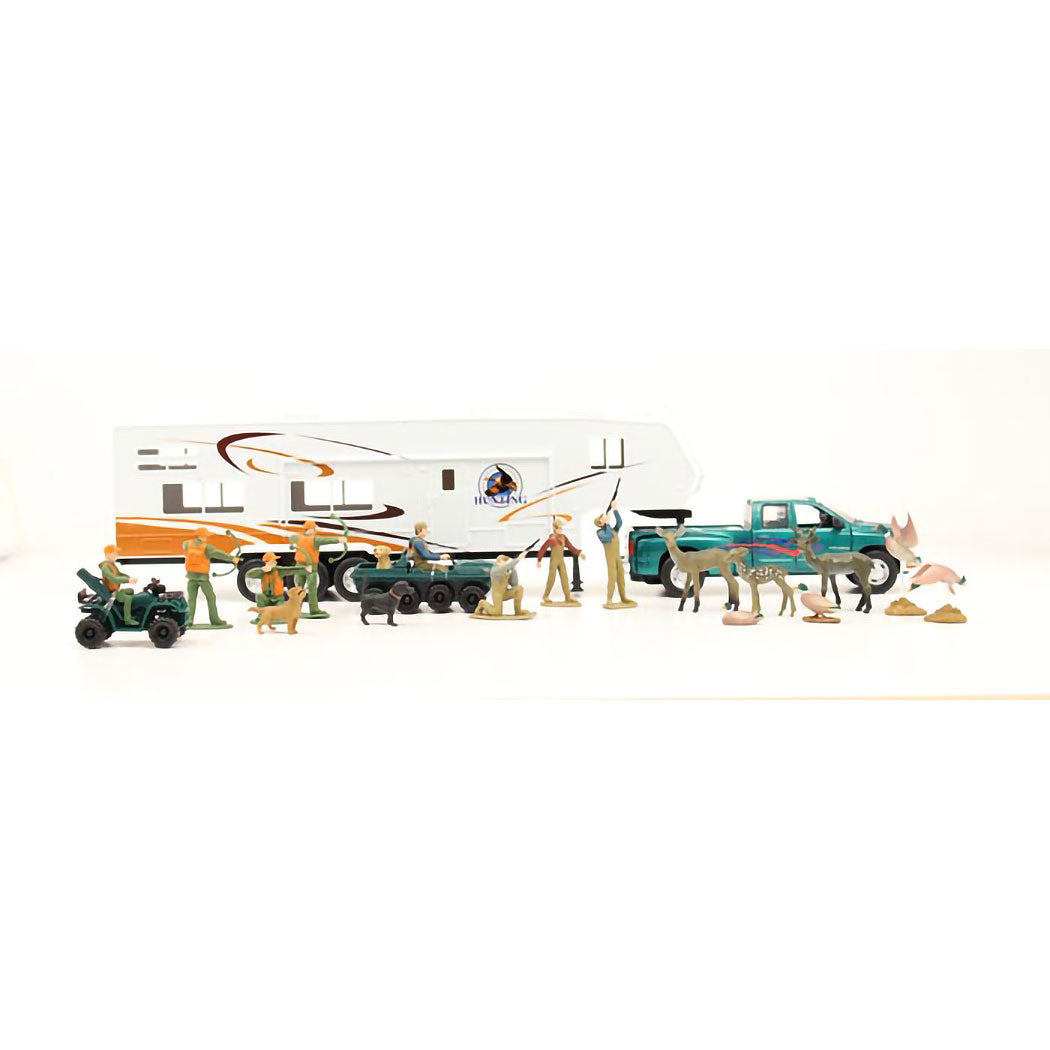 Bigtime 5th Wheel Camper Toy Set
