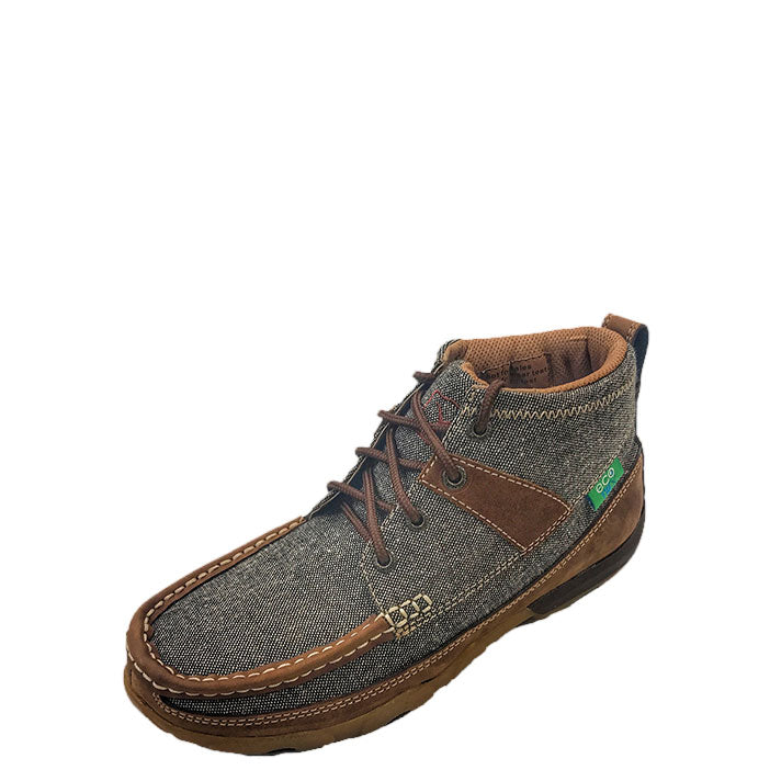Twisted X ECO TWX Dust/Brown Driving Moccasins