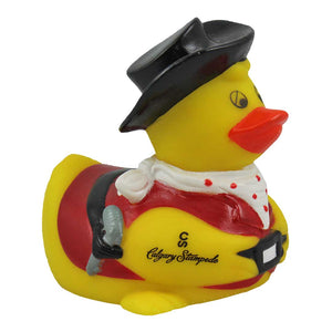 Cowboy/Cowgirl Black Hat Calgary Stampede Rubber Ducky