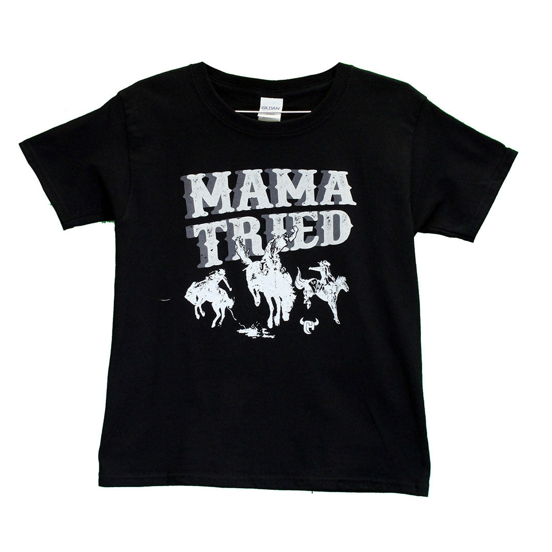 Cowboy Hardware Mama Tried T-Shirt