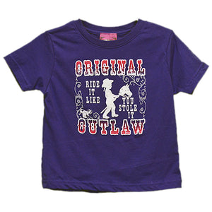 Cowgirl Hardware Original Outlaw T-Shirt