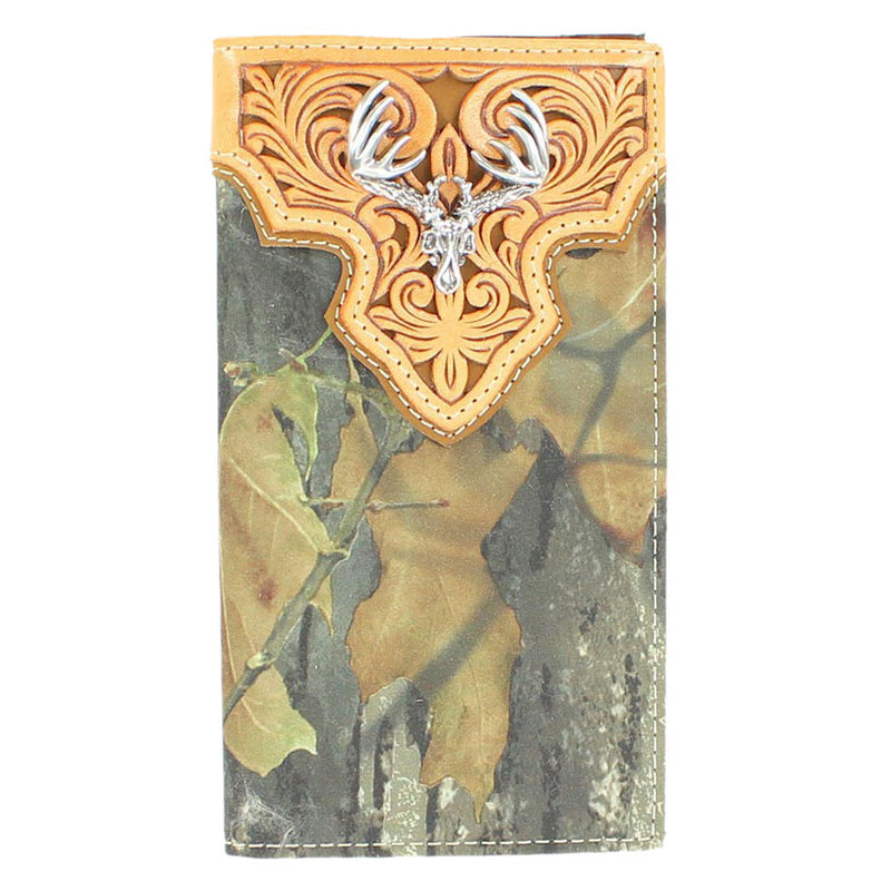 Nocona Mossy Oak Breakup Rodeo Wallet