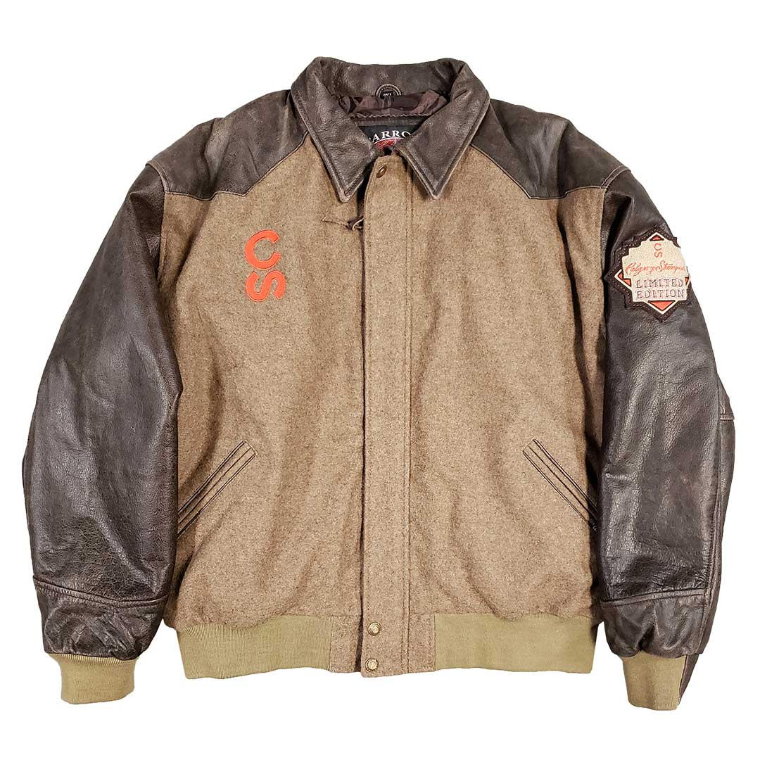 Wool & Leather Calgary Stampede Competitor Jacket