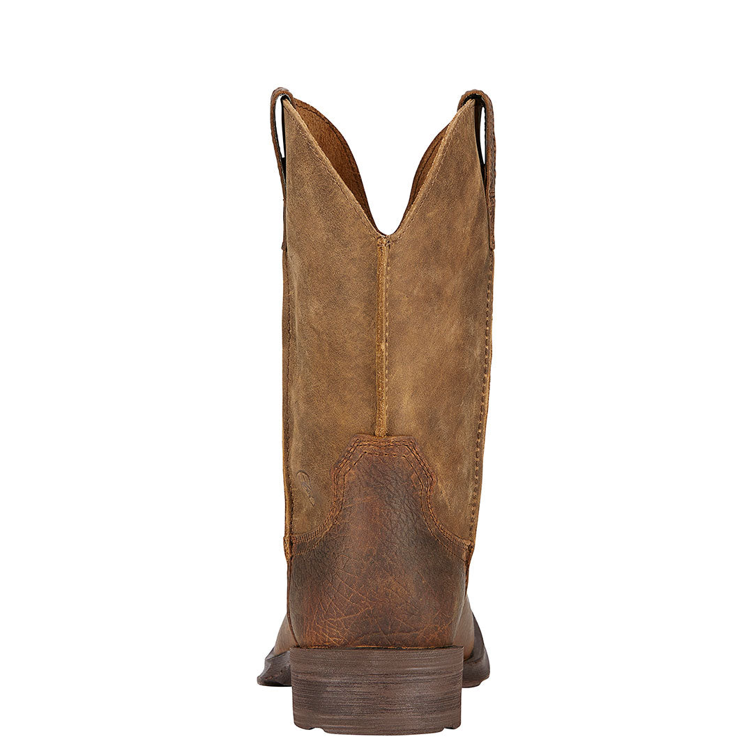 Ariat Rambler Earth Brown Cowboy Boots