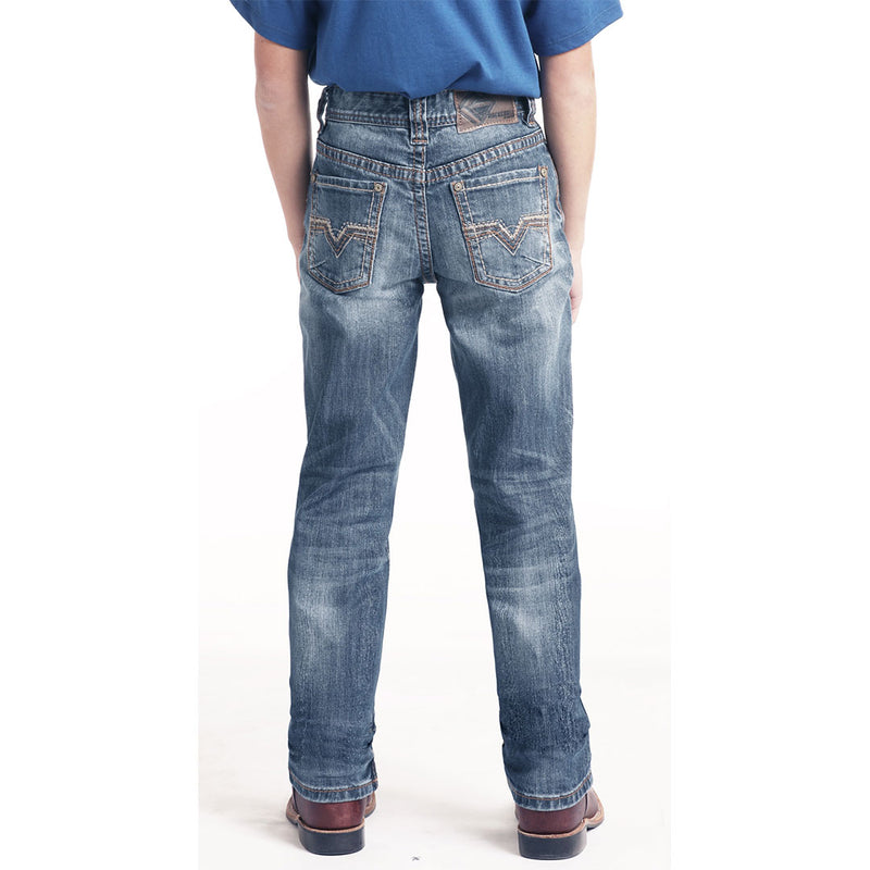Rock & Roll Denim Revolver Reflex Boys Jeans