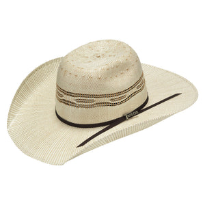 Twister Bangora Straw Youth Cowboy Hat