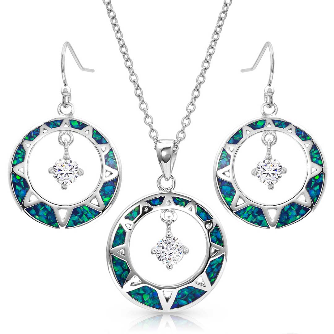 Montana Silversmiths Stay True Opal Set
