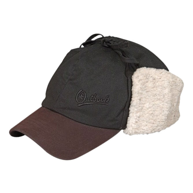 Outback Trading Co. McKinley Oilskin Cap