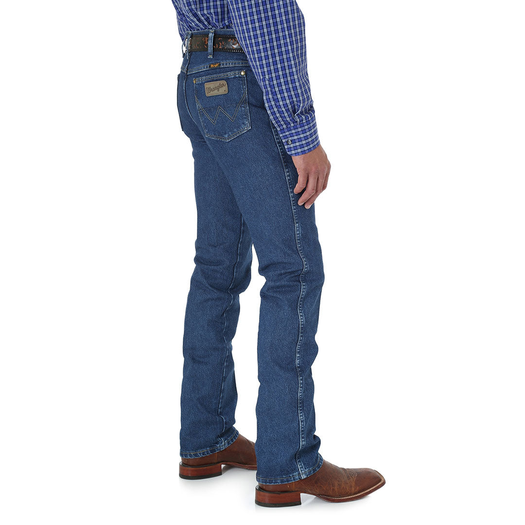 George Strait Cowboy Cut Slim Fit Heavy Stone Jeans