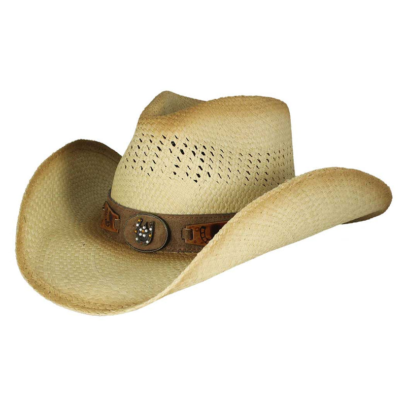 Bullhide Hats Lucky Strike Straw Cowgirl Hat