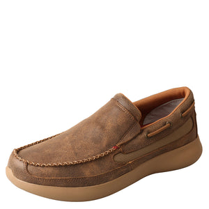 Twisted X REVA12 Bomber Slip On Mens Shoe