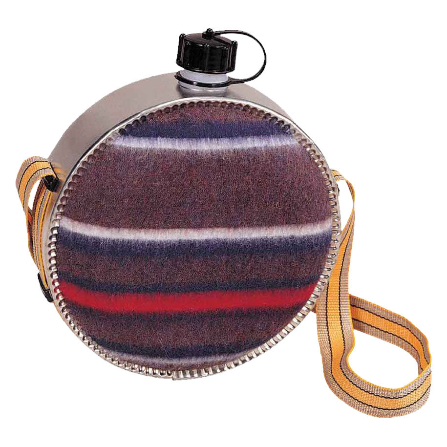 Colorado Saddlery Blanket Lined Desert Canteen
