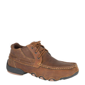 Roper High Country Cruiser Mens Driving Moc Shoe