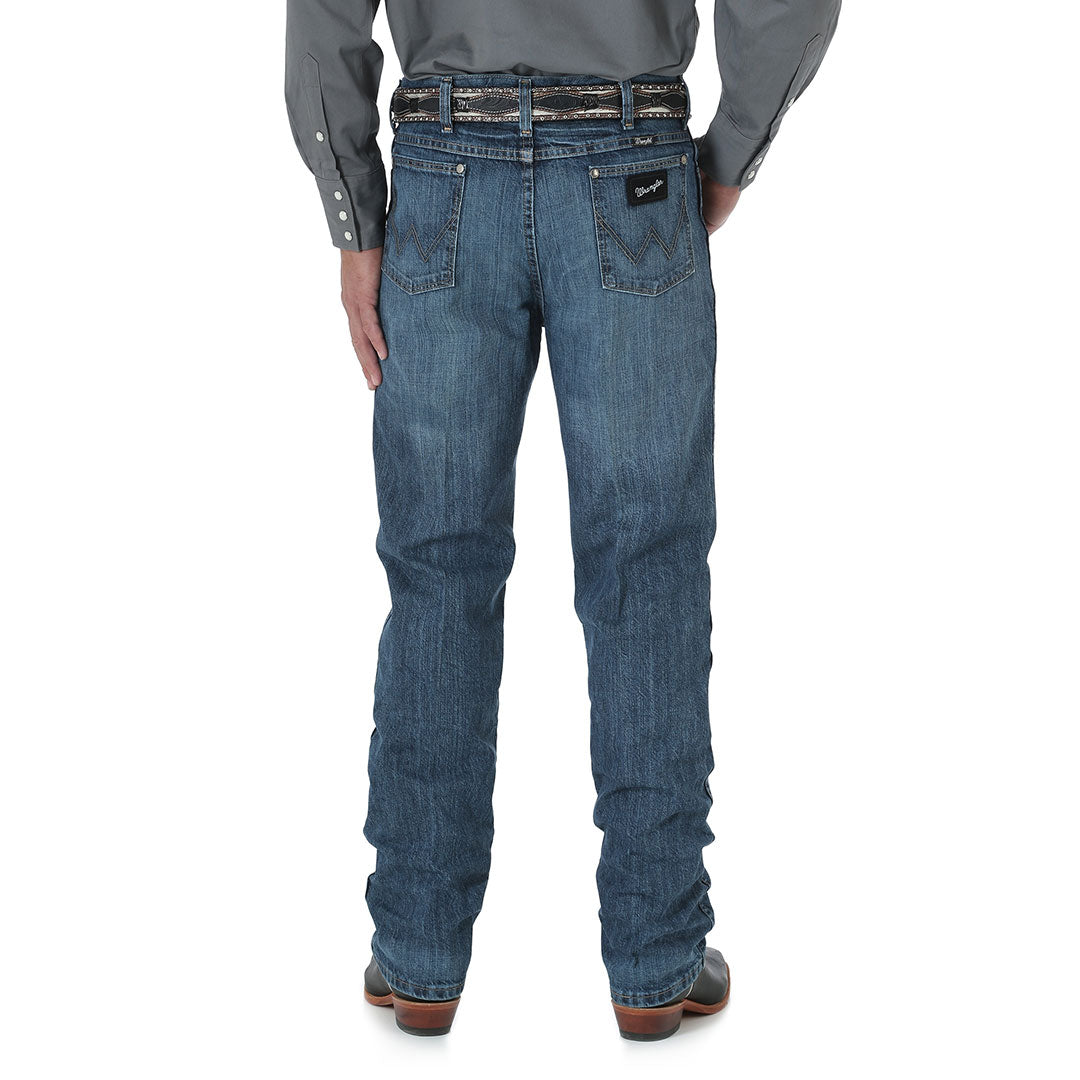Wrangler Men's Silver Edition Slim Fit Jean
